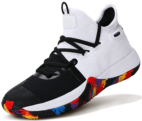 WETIKE Kid's Basketball Shoes