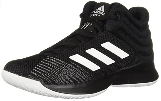 Adidas Kids Pro Spark 2018 K Basketball Shoe