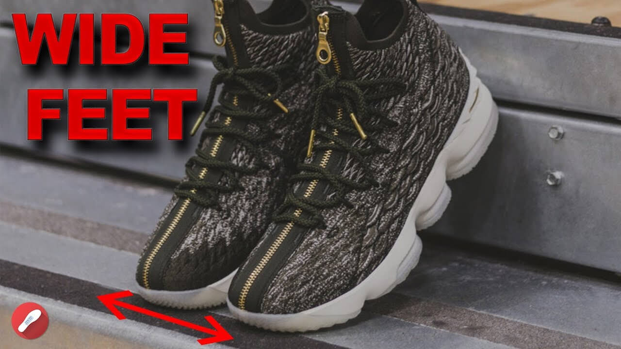 Best Basketball Shoes for Wide Feet
