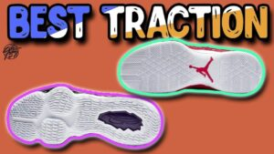 Best basketball shoes for Traction